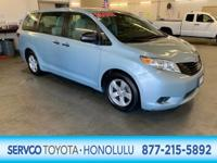 This 2017 Toyota Sienna L is offered to you for sale by