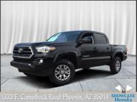 CARFAX One-Owner. Clean CARFAX. Tacoma SR5, 6-Speed