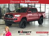 V6 DISCOVER THE DIFFERENCE! @ EverettBGMC.com, 2017
