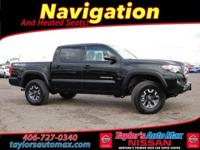 Tacoma TRD Offroad V6, 4D Double Cab, V6, 6-Speed