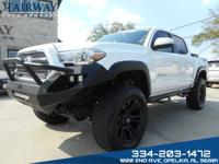 Fully custom 2017 Toyota Tacoma TRD Off Road 4x4!