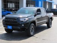 Tow Package, Technology Package, TRD Package, Off Road