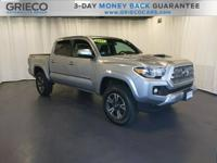 Back Up Camera, Bluetooth, Tacoma TRD Sport, 120V/400W