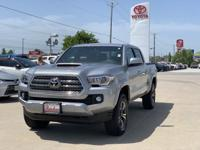 Silver Sky Metallic Toyota Tacoma TRD Sport ****ANOTHER