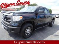 This 2017 Toyota Tundra SR includes a backup camera,