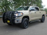 This outstanding example of a 2017 Toyota Tundra 4WD