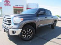 This 2017 Toyota Tundra comes equipped with power