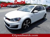 This 2017 Volkswagen Golf GTI S is complete with
