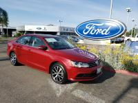 CARFAX One-Owner. Clean CARFAX. Red 2017 Volkswagen