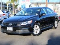 Deep Black 2017 Volkswagen Passat 1.8T S Multi Point
