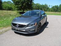 Recent Arrival! 2017 Volvo S60. CARFAX One-Owner. Clean