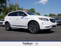 CARFAX One-Owner. Ice White 2017 Volvo XC60 T6 Dynamic