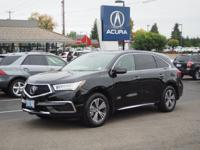 PREMIUM & KEY FEATURES ON THIS 2018 Acura MDX include,