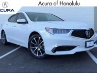 Acura Certified, Excellent Condition, CARFAX 1-Owner,