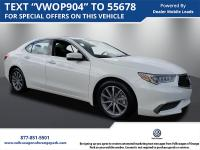Pre-Owned 2018 Acura TLX 2.4L w/ Technology Package.