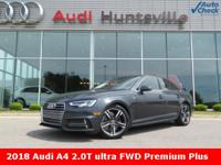 Text Sales Manager Eric Hedges @    This 2018 Audi A4