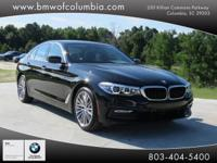 We are excited to offer this 2018 BMW 5 Series. This