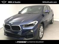 OVERVIEWThis 2018 BMW X2 4dr sDrive28i Sports Activity