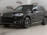 CARFAX One-Owner. Clean CARFAX. 2018 BMW X5 xDrive50i