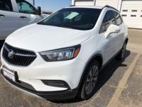Ebony Twilight Metallic 2018 Buick Encore Preferred FWD