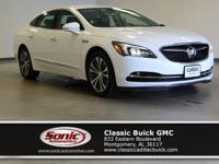 *CLEAN CARFAX* *ONE OWNER* *BUICK INFOTAINMENT SYSTEM