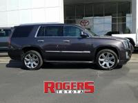 *Vehicle Details*This 2018 Cadillac Escalade has a V8,