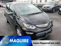 Did you know the 2018 Chevy Bolt uses only electricity?