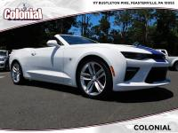 Check out this Used 2018 Chevrolet Camaro SS which is a