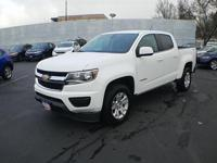 Vehicle Details This 2018 Chevrolet Colorado has a 3.6