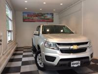 4WD. CARFAX One-Owner. Clean CARFAX. 2018 Chevrolet