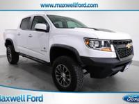 Check out this gently-used 2018 Chevrolet Colorado we