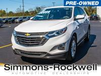 Scores 30 Highway MPG and 24 City MPG! This Chevrolet