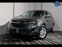 2018 Chevrolet Equinox LS CARFAX One-Owner. ACCIDENT