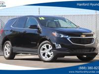 Black Metallic 2018 Chevrolet Equinox LT 2LT FWD