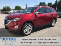 CARFAX One-Owner. Clean CARFAX. Cajun Red Tintcoat 2018