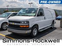 Only 12,000 Miles! This Chevrolet Express Cargo Van
