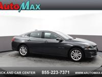 Grey 2018 Chevrolet Malibu LT FWD 6-Speed Automatic