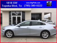 Come see the 2018 Chevy Malibu it is in fantastic