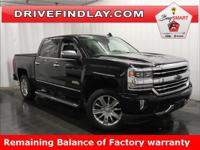 2018 Chevrolet Silverado 1500 High Country Black