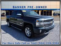Graphite Metallic 2018 Chevrolet Silverado 1500 High