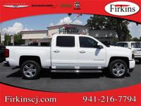New Price! CARFAX One-Owner. Clean CARFAX. White 2018