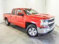CARFAX One-Owner. 2018 Chevrolet Silverado 1500 LT Red