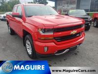 Did you know this 2018 Chevy Silverado is equipped with