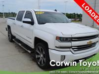 CARFAX One-Owner. This Chevrolet Silverado 1500 has
