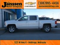 Drive home today in this like new 2018 Chevy Silverado