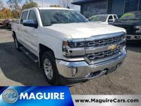 Are you ready to upgrade to a truck? This 2018 Chevy
