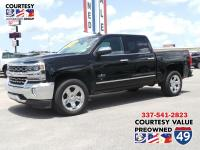 Look at this 2018 Chevrolet Silverado 1500 LTZ. Its