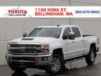 4X4 * LTZ PACKAGE * FULLY LOADED * LEATHER * HEATED