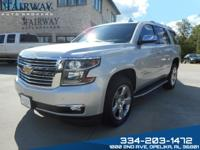 2018 Chevrolet Tahoe Premier 4x4! Loaded with