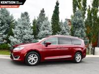 2018 Chrysler Pacifica TOURING-L PLUS, Red w/ Black